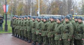 Призыв в армию в 2021 году